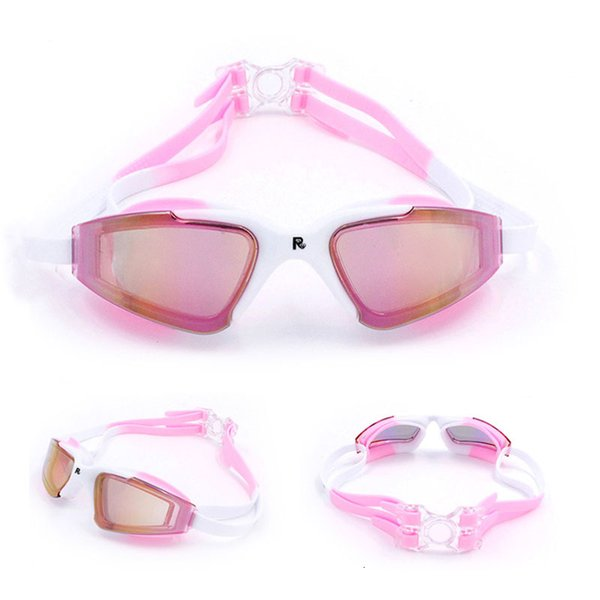 best selling Professional Swimming Goggles Adults Youth Men Anti Fog Waterproof Swim Glasses Swim Pool Eyewear Natacion Diving Equipment