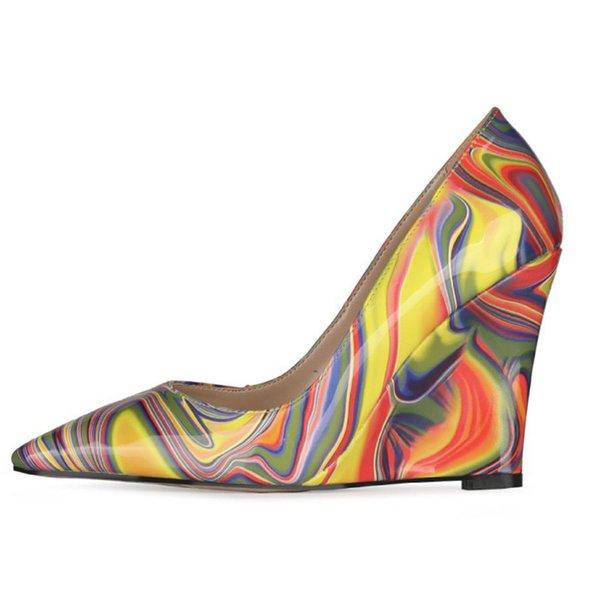 Womens shoes 2021 high heels womens pointed toe glass heels increase platform shoes fashion ladies summer shoes heels women