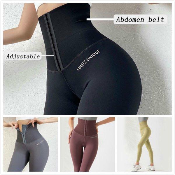 Women Yoga Pants High-Quality Sportswear Women Leggings High Waist Yoga Pantalones Yoga Pants Leggings Sport Women Fitness Gym