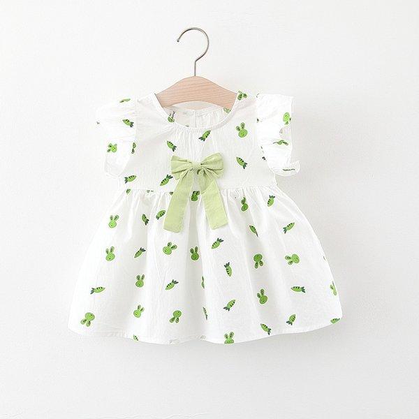 Vert (jupe radis de lapin)