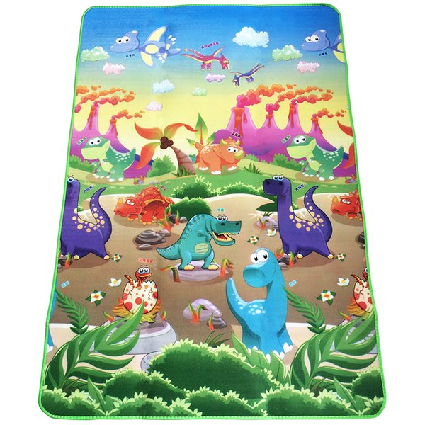 best selling 180*120*0.3cm Baby Crawling Play Puzzle Mat Children Carpet Toy Kid Game Activity Gym Developing Rug Outdoor Eva Foam Soft Floor