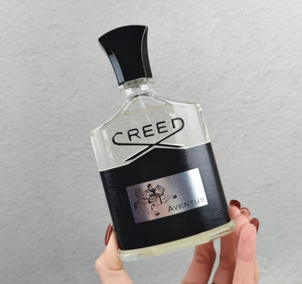 top popular body Lotion CREED Faith Men's Viking Water Women's Silver Black Frosted Cologne 100ml Spray Perfume Lasting High Quality Fragrance Capacity 4 Colors Available 2021