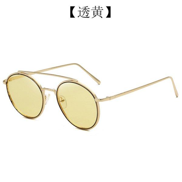 C3 transparent jaune-A07Y-1-1724