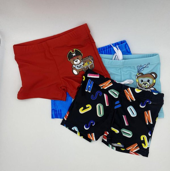best selling High-Quality 2021 Summer Swimwear Boy Shorts Swimsuit Kids baby girl Designers Clothes Swim Suits Boxer Short Trunks Swimming pants Surf Beachwear Boxers