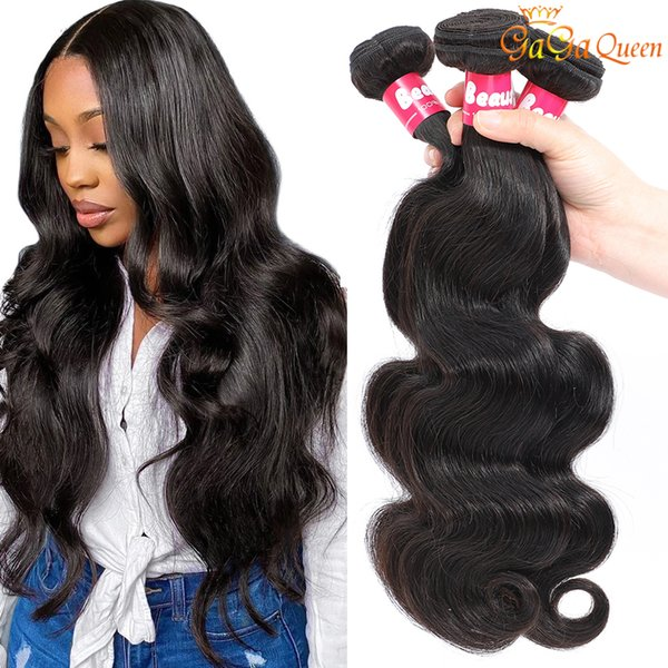best selling 9A Brazilian Body Wave Bundles Unprocessed Brazilian Straight Human Hair Extension Deep Wave Hair Water Wave Virgin Hair Bundles