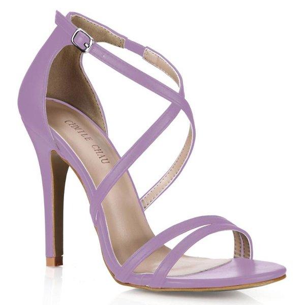 PU ligera púrpura