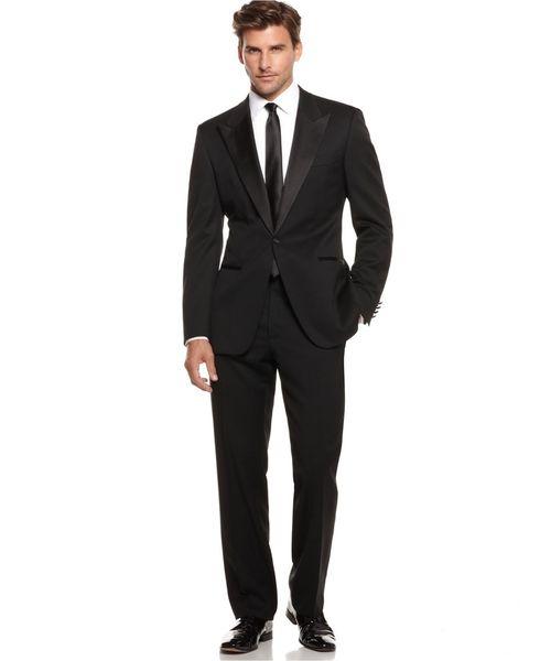 groom black tuxedo slim fit 2017 wedding suits men bridegroom suit black custom made suit wear prom no 3467