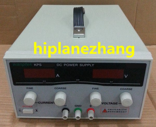 Adjustable Variable DC Switching Power Supply Output 0-60V 0-20A Support AC110-220V KPS6020D