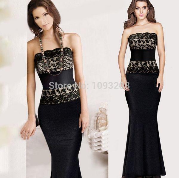 robe de soiree ebay. Black Bedroom Furniture Sets. Home Design Ideas