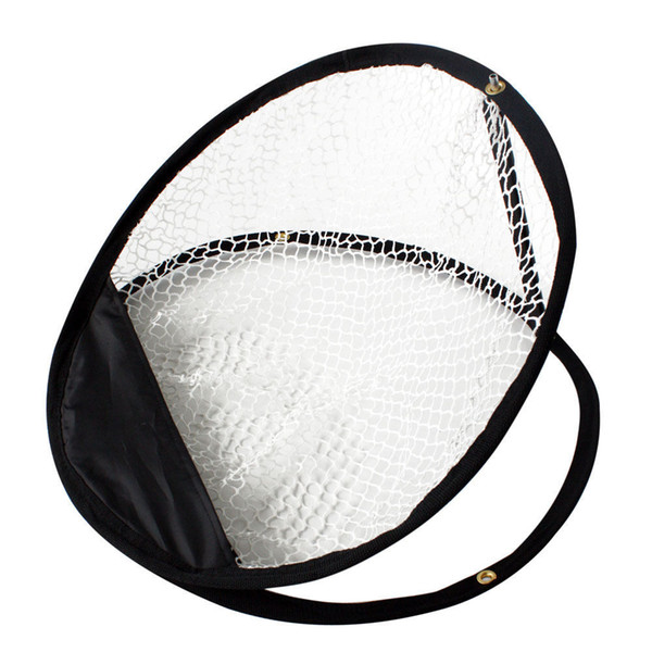 best selling Portable Pop up Golf Chipping Pitching Practice Net Training Aid Tool