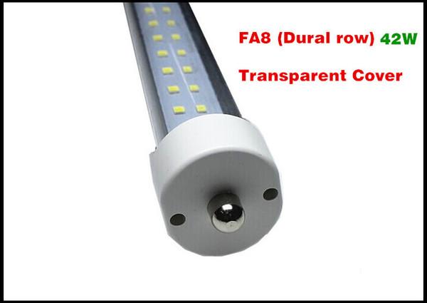 FA8 (Dural Reihe) Klarsichtdeckel