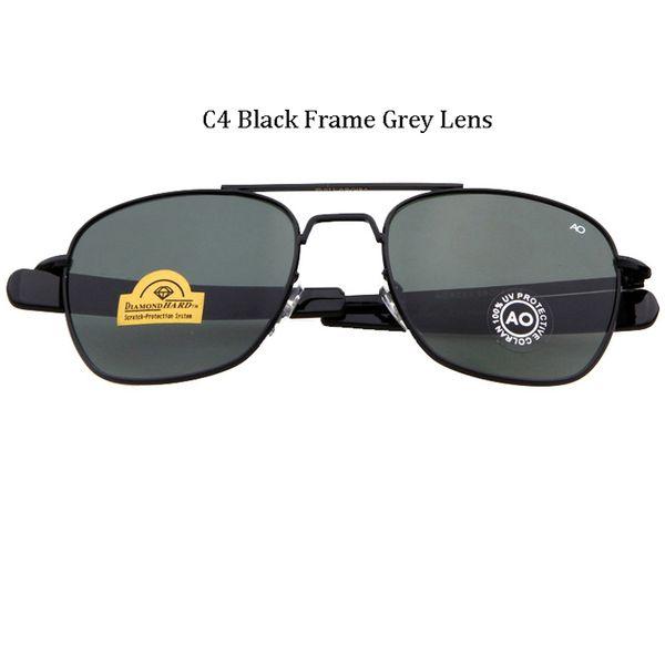 C4 Black Frame Grey Lens