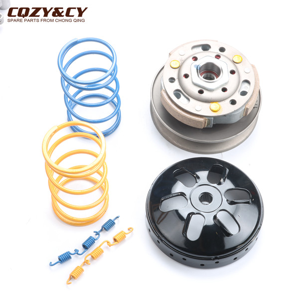 2019 Scooter Racing Clutch For GY6 50cc QMB139 Chinese Scooter Performance  Rear Clutch From Chenxiaoc, $79 99 | DHgate Com