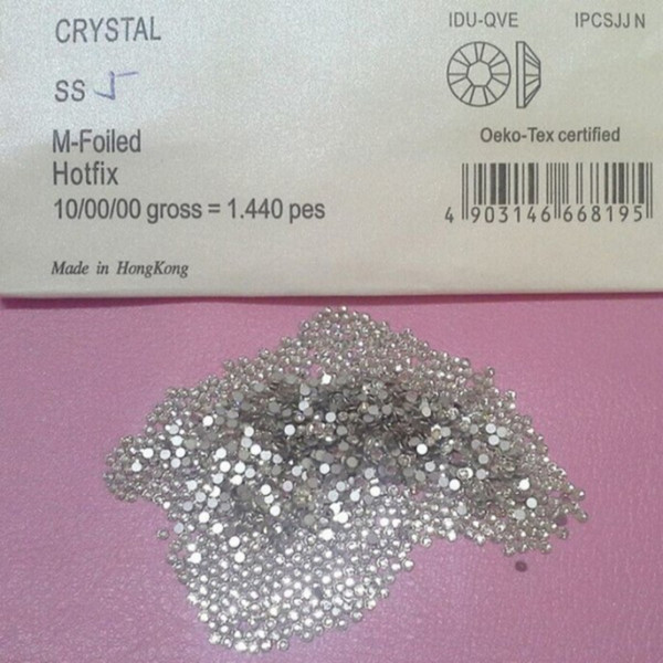 top popular Wholesale-Free Shipping Good Feedback Nail Crystals Rhinestones Nail Art Jewelry Diamonds Nail Decoration Supplier for Salon Use 2019