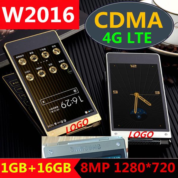 New 2016 super 1:1 SM W2015 CDMA 4G LTE smart phone octa core 1MP camera 4.0 inch dual screen Dual SIM card 1G RAM 16GB ROM Resolution 1280