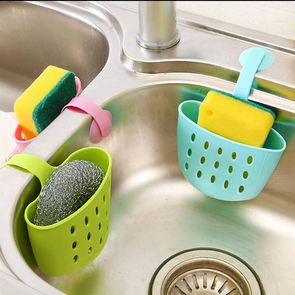 2019 Multi Purpose Kitchen Storage Baskets Hanging Drain Bag Sink Sponge  Bathroom Organizer Tools From Tomorrowarthouse, $1.69   DHgate.Com