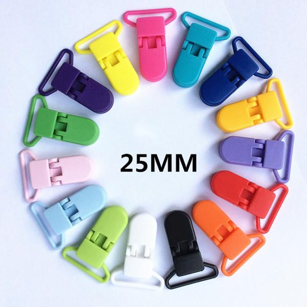 top popular Newborn Pacifier clip plastic infant Nipple clip Baby carriage Lanyard C3098 2021
