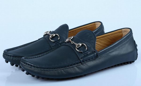 Compre Los Hombres Baratos Cuero Mocasines Zapatos De FqwIXFr
