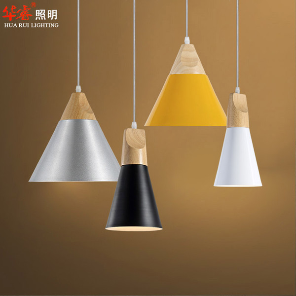 new colorful modern pendant lamps 220v 110v simple diy creative