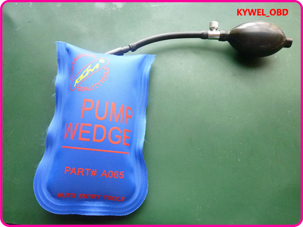 top popular Original Klom Small size air wedge Air pump wedge Inflatable Unlock tool Pump air wedge,Pump small air wedge,Small size Blue Color 2020