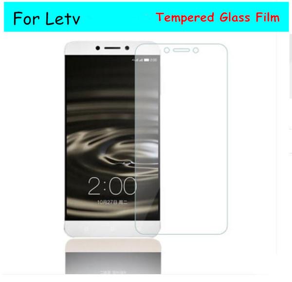 0,26 mm 9 h für lev le 1 le pro 2,5 d arc edge super klar premium gehärtetem glas displayschutzfolie