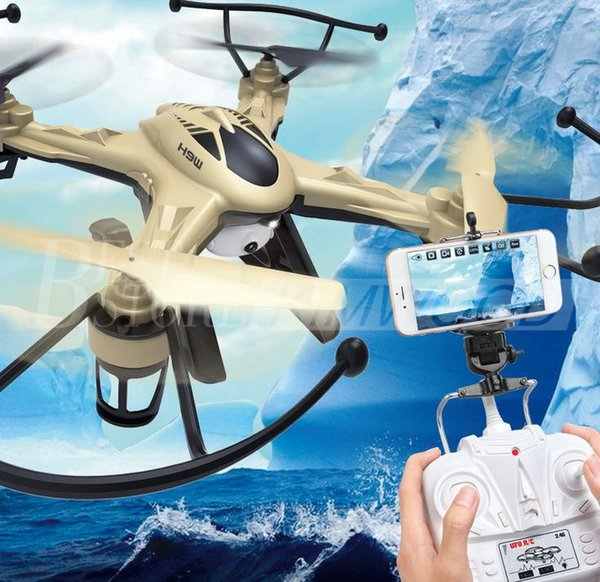 360-Degree 3D Continuous Rolling RC Quadcopter with HD Camera H9D FPV Quad Copter 6 Axis Gyro Professional Drones Radio Control Helicopter