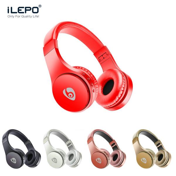 1 Stück!! S55 Drahtlose Kopfhörer Bluetooth Gaming Headset Stereo Musik Unterstützung Tf-karte Mit Mic Faltbare Stirnband Kleinkasten Bessere Bluedio