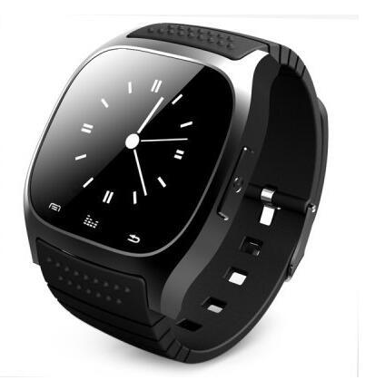 2015 M26 Bluetooth Watches Smart Watches u8 Watch for iPhone 6 4 4S 5 5S Samsung S5 S4 Note 3 HTC Android Phone