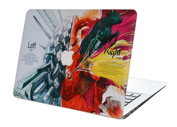 Para apple macbook decal adesivo air 13 11.6 12 polegadas pro 13 15 com ou sem display retina Laptop adesivos para a pele 13 15 Air Pro