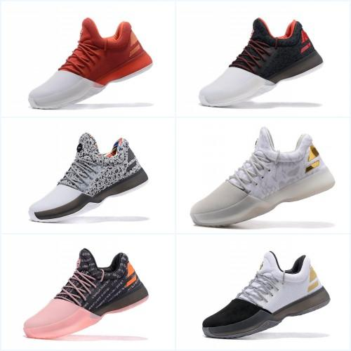 various colors b99b3 81bf8 Harden VOL 1 Xeno Black Ops Mens Basketball shoes store high quality Men James  Harden 1