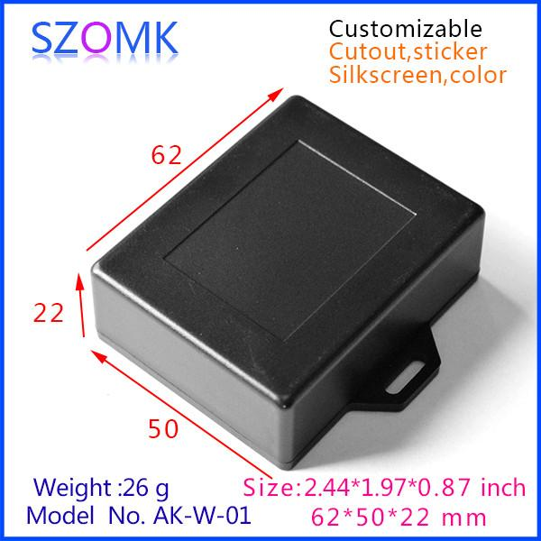 2018 New Electronic Projects Plastic Electronic Case 62x50x22mm ...