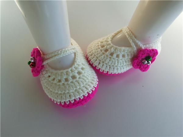 Crochet Knitt booties Crochet Baby lovely shoe for boy or girl Socks infant Newborn Shoes/Toddler Shoes 0-12M customize