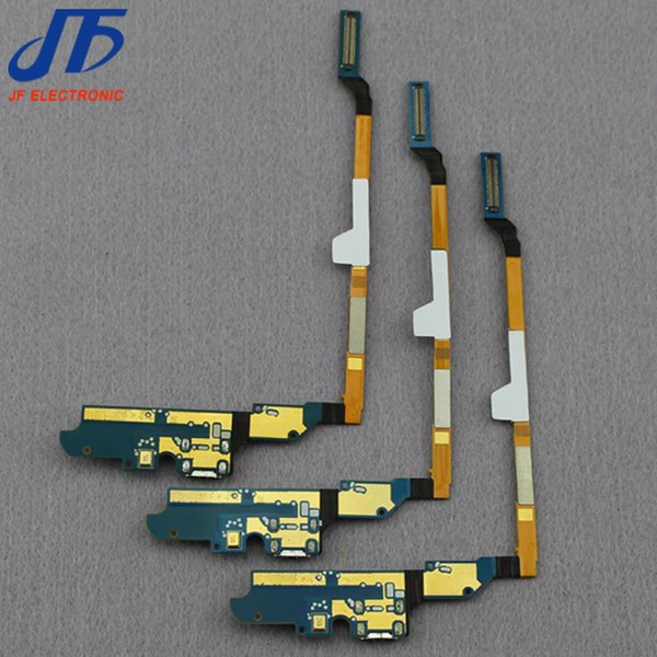 Free Shipping 100% NEW Charging Port Dock USB Connector Flex Cable for Samsung Galaxy S4 SGH-i337 AT&T