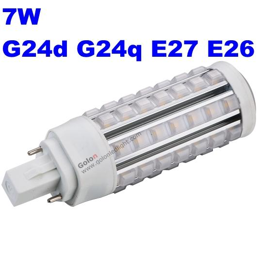 11w G24q 3 Osram Cfl Led Pl Replacement Lamp 100 277v 4000k 5000k 6500k Dhl Fedex 9w 7w 5w G24d 3 Gx23 2 Car Led Bulbs Buy Led Bulbs From