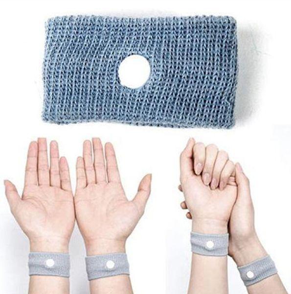 best selling Sports Safety Wrist Support Travel Wristbands Anti Nausea Car Seasick Anti Motion Sickness Motion Sick Wrist Bands