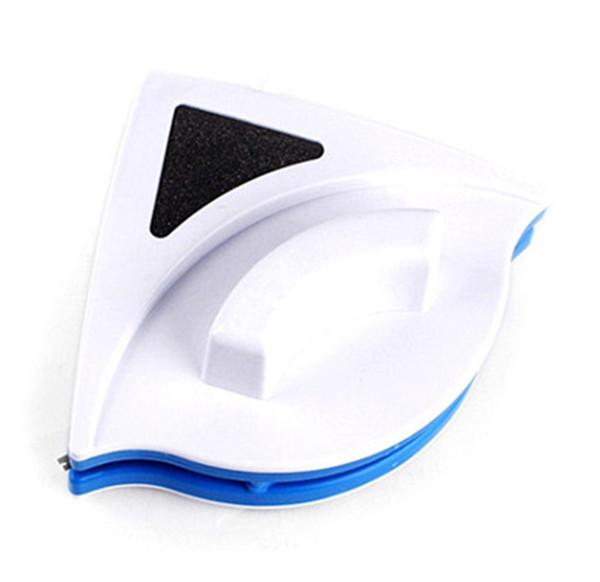 Spazzola per la pulizia Attrezzo per pulire la finestra per la casa portatile Design creativo Doppio lato per la pulizia del vetro magnetico utile 14 9wx C R