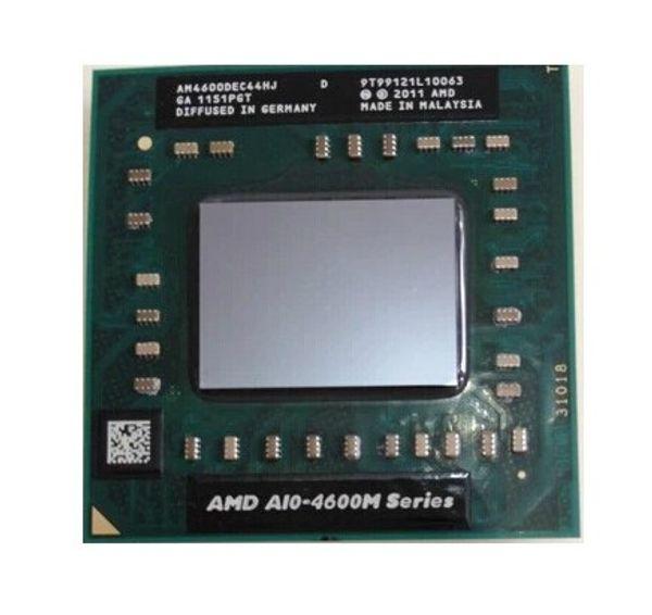 AMD Quad-Core A10-4600M Socket da 2,3 GHz FS1 A10 4600M AM4600DEC44HJ A10-Series CPU PROCESSOR
