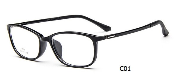 Wholesale- clear fashion glasses optical frame 2015 super light eyewear frames women men student myopia spectacle goggles