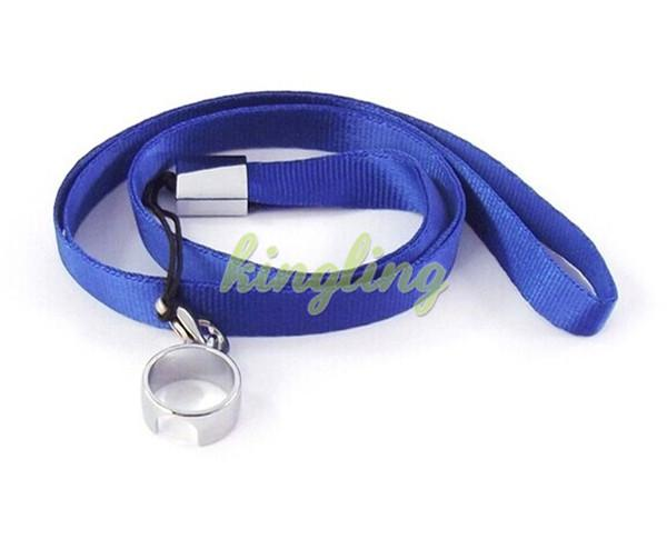 Necklace String Neck Chain Lanyard for EGO-T EGO EVOD Electronic Cigarette Battery fit 510 CE4 Clearomizer Protank BCC MT3 Atomizer