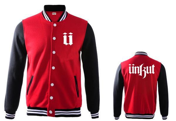 Güz-Unkut Ceketler erkek kış Mont rahat spor satılık yeni stil giyim hiphop ceket erkekler için erkek Giyim Mont