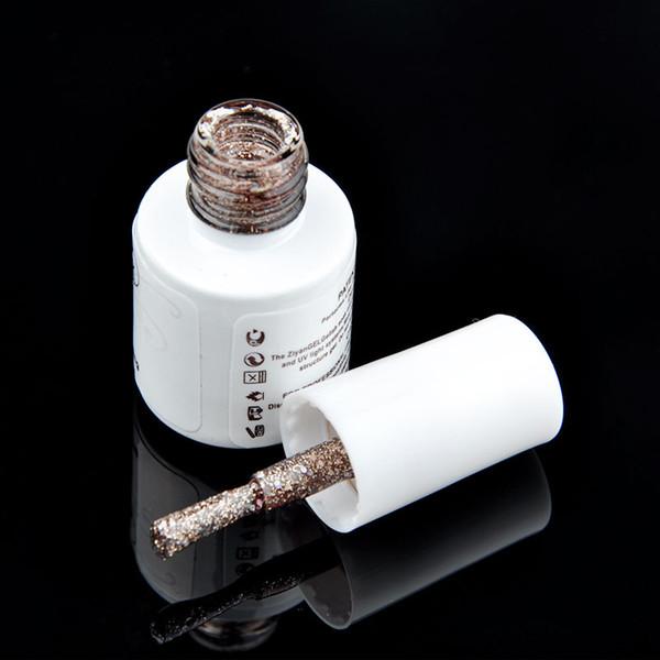 Wholesale 2015 5ml Uv Nail Art Glue Tips Drying Glitter Acrylic
