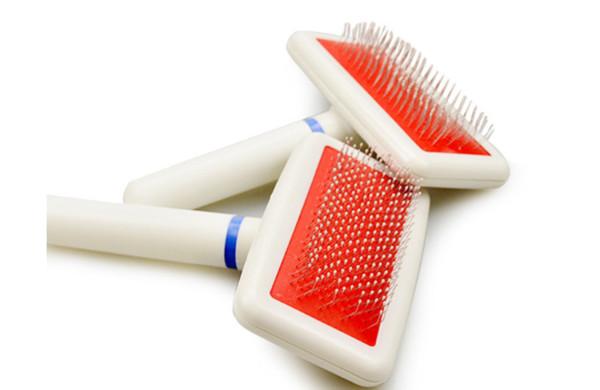 Pet Dog Cat Rabbit Hair Fur Brush Comb Shedding Trimmer Grooming Hair Remove