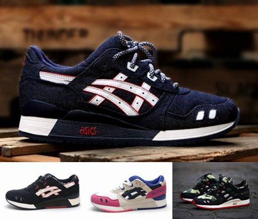 65ada071a1fb Cheap Classical Asics Gel Ltye III Running Shoes For Women   Men ...