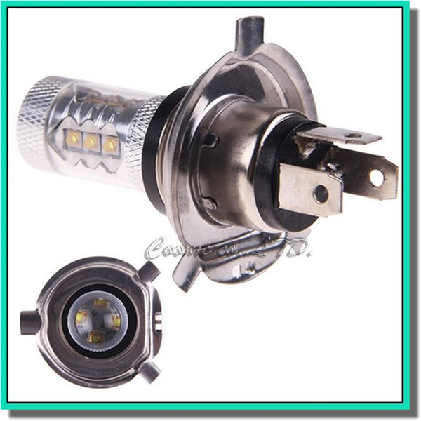 2 pcs moq ultra light with high quality cree clip 16 5q clip 80W led light for car fog light lamp free shipping