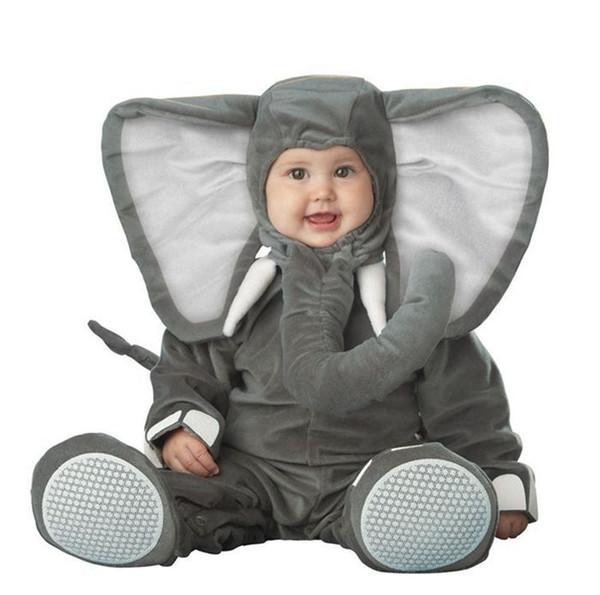 Gris Elephant