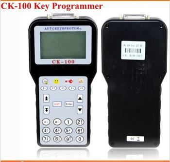 New Arrival CK-100 Car Key Programmer V99.99 Slica SBB the Latest Generation CK100 DHL Free Shipping CK 100 Tool