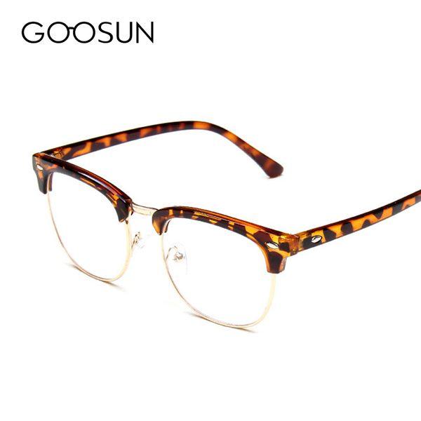 2dd14c23c Atacado-Alta qualidade Vintage Óculos Mulheres Designer De Marca Masculino  Clássico Óculos De Armação De Óculos Masculinos Pontos oculos de grau  feminino