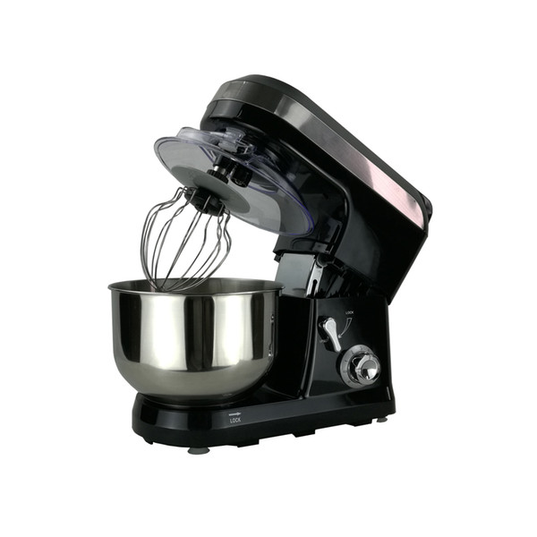 5 Liter Stand Mixer With Stainless Steel Bowl