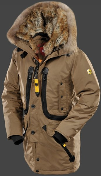 WELLENSTEYN SEACLIFF XL Neu Herren Men Parka Winter Jacke