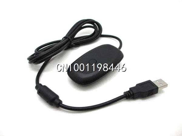 for PC Wireless Controller Gaming USB Receiver Adapter For Microsoft for XBOX 360 receiver xbox receiver with vga input